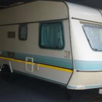 Gypsey 4 Caravan in very good condition