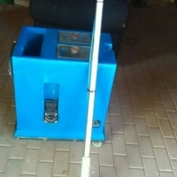 SEMCA Carpet and industrial cleaning machine