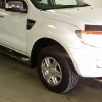 2012 Ford Ranger 3.2 TDCi XLT 4x4 D/C - 84000km