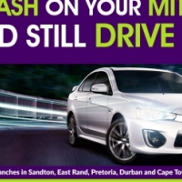 Cash 4 your Mitsubishi! Raise cash on your Mitsubishi and still drive it!