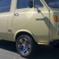 1972 Toyota Hiace. 2nd owner.