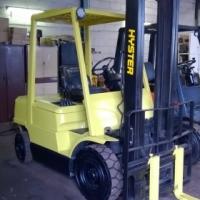 Hyster forklift Xl2.5 ton diesel