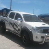 2010 Toyota Hilux 3.0 D-4D D/Cab 4x4 Raider AT