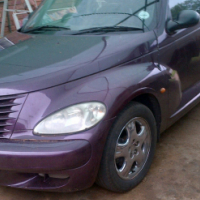 Chrysler PT Cruiser to Swop