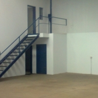 511m2 factory/warehouse to let in Germiston West