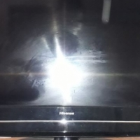 Flat Screen TV with remote for sale