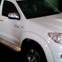 Toyota Hilux Raider 3.0 D4D 2009