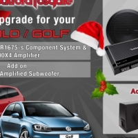 VW Polo / Golf - Rockford Fosgate Sound Upgrade