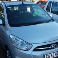 2013 Hyundai i10 1.2 GLX