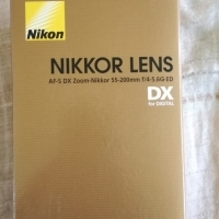 Original Nikon 55-200mm lens for sale