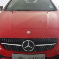 Mercedes Benz CLA Cla 200d