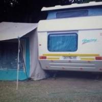Gypsey Ravin D caravan
