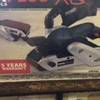 PowerPlus XQ belt sander brand new