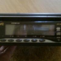 JVC CAR RADIO & CD PLAYER