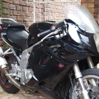 hyosung gt650 project