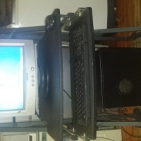 P4 Desktop with Stand