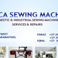 Africa Sewing Machines - New Industrial sewing Machinery