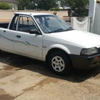 Ford Bantam (Mazda Rustler shape) 130 single cab bakkie for sale