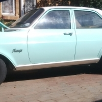 Chev Firenza 2.5 HO Auto Sedan 1975