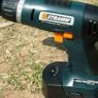 Brand new Stramm 18v Cordless drill