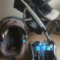 Graco Fusion Travel System with base