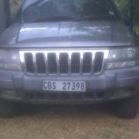 Jeep grand Cherokee V8 4.7L 4 x 4