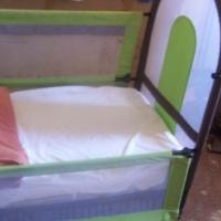 Baby cot ,pram and car seat +