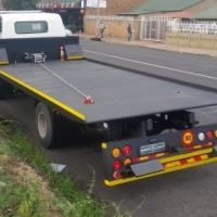 Sabs registered truck body builder.