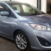 2011 Mazda 5, 2.0 Individual – 6 Speed for sale ,7 Seater  Full service history at agents, One owner