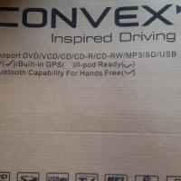 """Indash 7"""" Car DVD"""