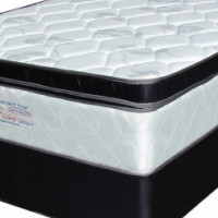 Comfort Top King Base Set Available at woodnbeds
