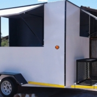 BRAND NEW 3 METER FOOD TRAILER FOR SALE