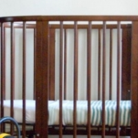 Genuine Stokke Sleepi Cot Bed