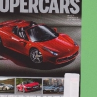 Supercars - Car lover's collection.