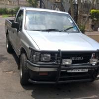 1996 isuzu 280 td