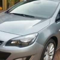 Opel Astra 1.4 T 6 speed