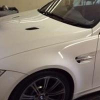BMW M3 Convertible M-DCT