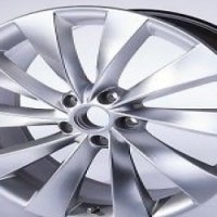 """19"""" VW SCIROCCO MAGS & TYRES"""