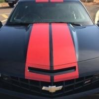 2015 Chevrolet Camaro Muscle