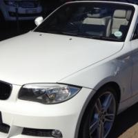 2012 BMW 125i Convertible A/T