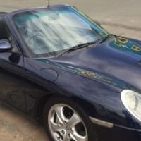 1999 PORSCHE 911 CARRERA 4 CABRIOLET