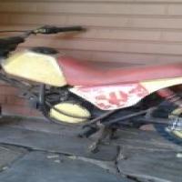 suzuki pw 50 kids bike
