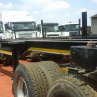Double axel skeletal trailers for sale
