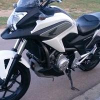 2013 Honda NC700X perfect condition
