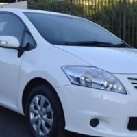 2011 Toyota Auris Hatchback