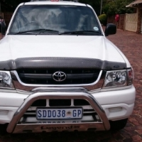 2005 Toyota Hilux Single Cab - Legend 35