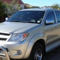 2009 Toyota Hilux D/Cab 4x4