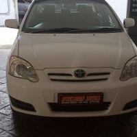 2005  Toyota Runx 140RS With Amazing 203000Km's