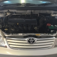 2005 Toyota Corolla GSX 180i With Only 175 000 Km's