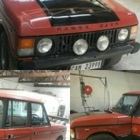 1984 Rover Range Classic 3.5L V8 SUV